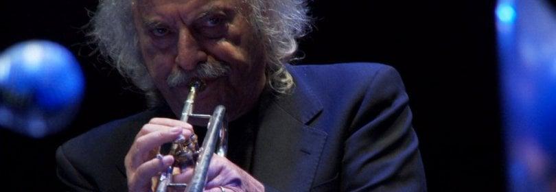 """Enrico Rava, ritratto di un forever young: """"L'elettronica salverà il mio jazz"""" -  Foto  -  Video"""
