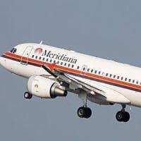 Caos ad Olbia, aerei Meridiana cancellati e in ritardo