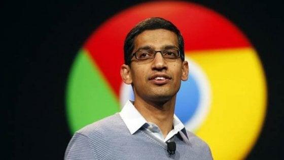 Dopo Zuckerberg gli hacker colpiscono il CEO di Google Sundar Pichai