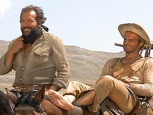 Addio a Bud Spencer, il grande buono del cinema