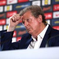 Inghilterra, Hodgson ancora deluso: ''Mi sento molto fragile''