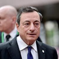 """Brexit, Draghi: """"Può costare lo 0,5% del Pil"""""""