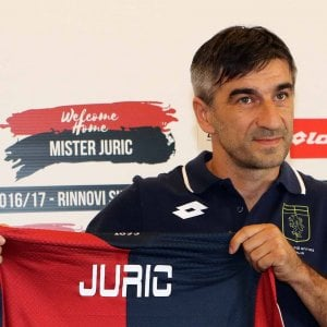 """Genoa, Juric si presenta: """"Voglio una squadra con il mio carattere"""""""