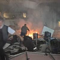 Turchia, esplosioni nell'aeroporto di Istanbul. Le prime immagini dai social