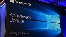 Windows 10 si rifà il trucco: lAnniversary Update dal 2 agosto