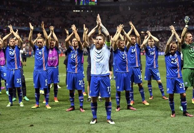 Risultati immagini per islanda europei 2016