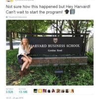 Sharapova si iscrive a Harvard: dopo la squalifica, frequenta un corso estivo di economia
