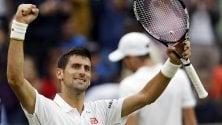 Djokovic da 30 e lode Nuovo record per il serbo Federer facile con Willis