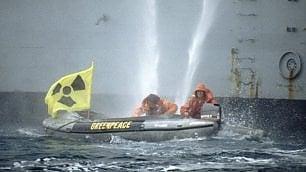 Greenpeace Italia, 30 anni di blitz per un mondo migliore /   Foto
