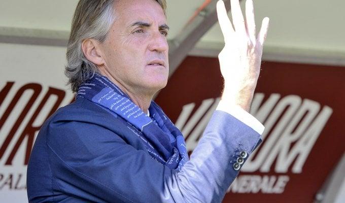 """Inter, Mancini cauto: """"Mercato? Dobbiamo fare i conti con l'Uefa"""""""