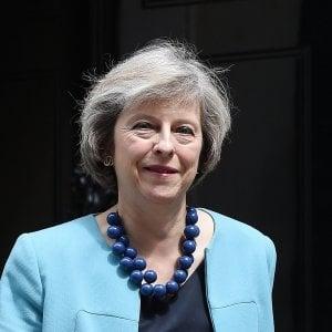 Brexit: Theresa May lancia la sfida per la leadership Tory