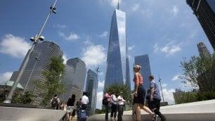 Liberty, il nuovo parco a New York Un'oasi nel World Trade Center