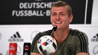 """Germania, Kroos: """"L'Italia è l'avversario più forte"""""""
