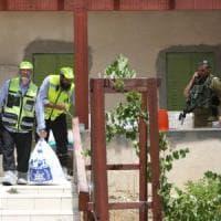 M.O., bambina israeliana uccisa nel suo letto da un palestinese