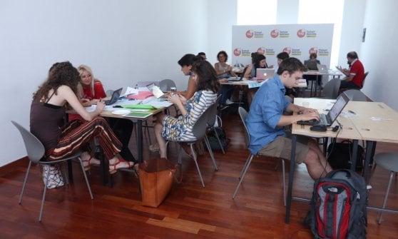Giovani creativi con un obiettivo: migliorare la vita delle donne che lavorano