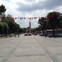Nei luoghi del turismo di Istanbul ferita dal terrorismo