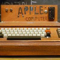 Auguri Apple, 40 anni fa il primo computer