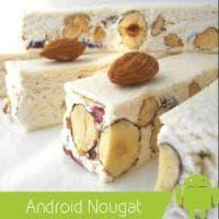 Android N significa Nougat, il nuovo OS mobile sarà al torrone