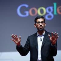 """Sundar Pichai, Google: """"La nostra evoluzione è l'intelligenza artificiale"""""""