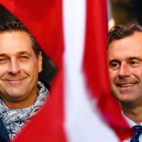 """Austrai, tra i viennesi tentati dalla Brexit: """"Se vince la destra via dalla Ue"""""""
