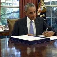 Obama svela il numero di