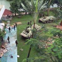 Bangladesh, attacco a bar nel quartiere diplomatico di Dacca
