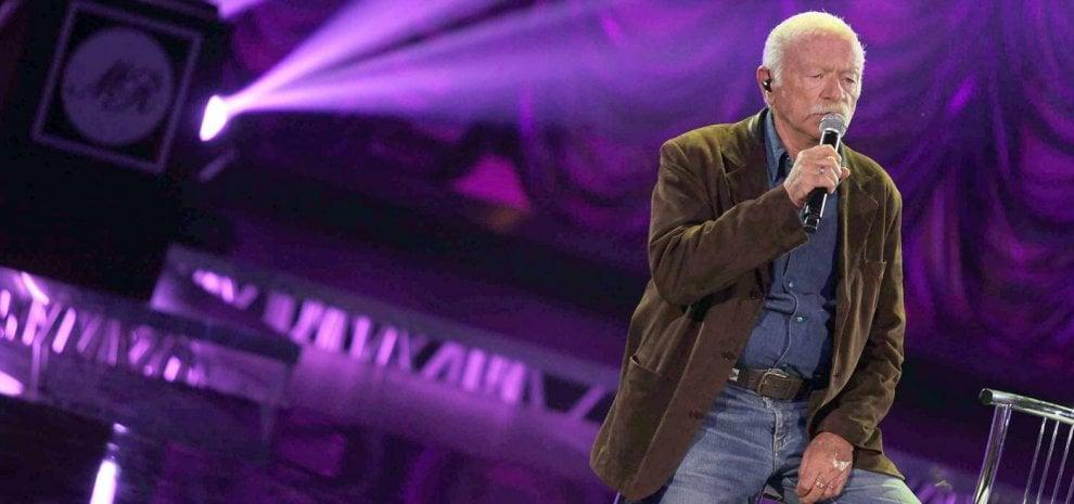 Problemi di salute per Gino Paoli, annullato il concerto a Collisioni