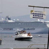Rischio Concordia a Portofino: