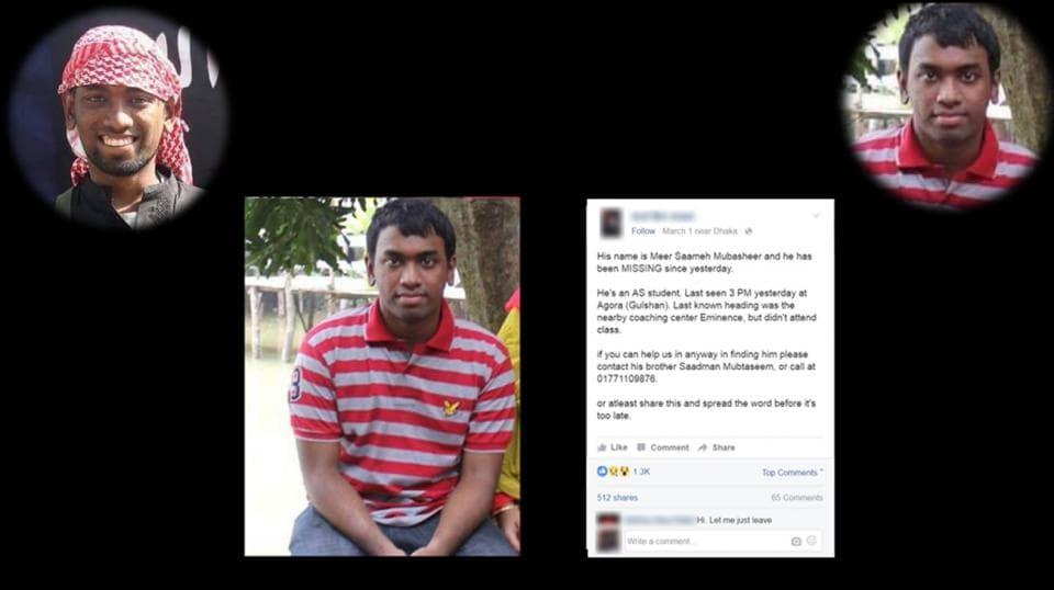 Giovani, borghesi e 'occidentali': le foto dei terroristi di Dacca sui social