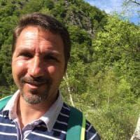 Parkinson, storia di Andrea maestro di sci e della sua salita in vetta più faticosa