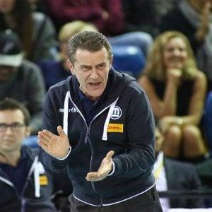 Volley,  mercato: Lorenzetti nuovo a tecnico di Trento. Sostituisce Stoytchev