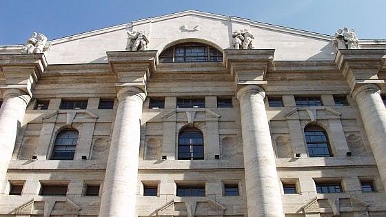 Borse europee in rosso: banche italiane nel mirino, pesa Mps