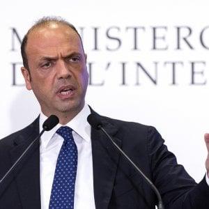 """Cricca delle nomine, Alfano: """"Uso politico di scarti di inchiesta"""""""