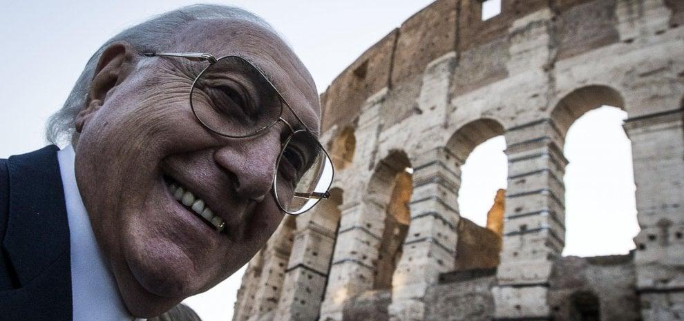 """Rai, Pippo Baudo torna a """"Domenica In"""": """"Sarò conduttore e direttore artistico"""""""