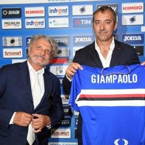 """Sampdoria, Giampaolo fissa i punti: """"Identità di squadra e tanti giovani"""""""