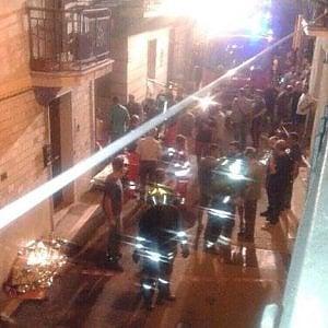 Esplode bombola del gas in una palazzina, tre morti nel Potentino