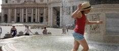 Sfiniti dal caldo? I consigli del ministero della salute per combattere l'afa