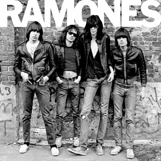 Estate 1976, a Londra e New York è l'ora dei Ramones