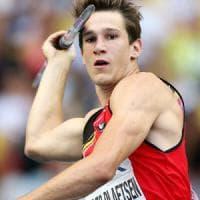 La favola di Van der Plaetsen: dalla malattia all'oro nel decathlon