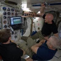 Non solo ''2001 Odissea nello spazio'': cosa guardano in tv gli astronauti della Iss