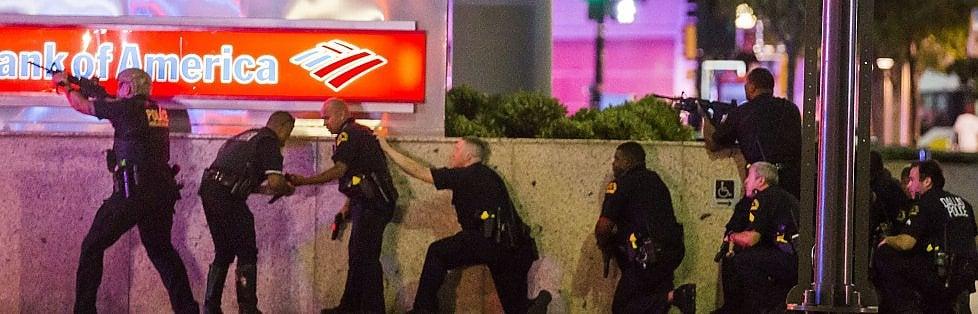 Dallas, strage di agenti durante protesta contro la polizia