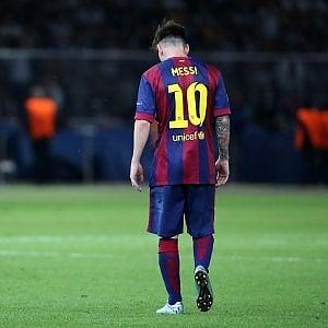 Barcellona l 39 estate da incubo di messi il rinnovo non for Barcellona estate 2016