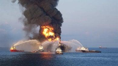 Problema bulloni per 2400 piattaforme petrolifere negli Usa: rischio 'maree nere'