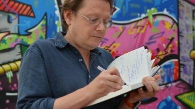 Lo scrittore Carey al Meyer di Firenze una settimana in corsia per il nuovo libro
