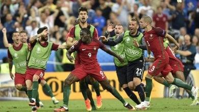 Portogallo-Francia 1-0: Ronaldo vince gli Europei 2016 e Eder lancia nella storia i lusitani