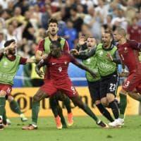 Portogallo-Francia 1-0: Ronaldo vince gli Europei 2016 e Eder lancia nella