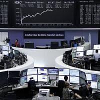 Banche sull'ottovolante, Milano in positivo. Wall Street a nuovi record