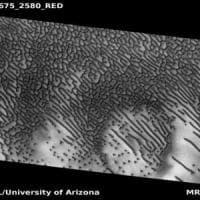 Fermi tutti: c'è un codice Morse nelle dune di Marte?