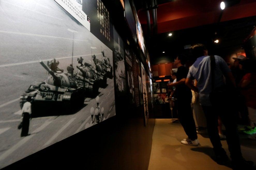 Hong Kong, chiude il museo che ricorda il massacro di Tienanmen