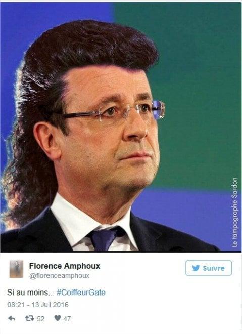 Coiffeurgate in Francia: il parrucchiere di Hollande guadagna 10mila euro al mese